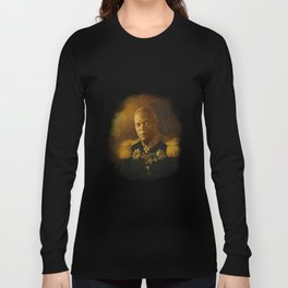 Samuel L. Jackson - replaceface Long Sleeve T-shirt