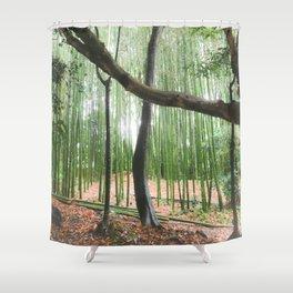 Kyoto Calm Shower Curtain
