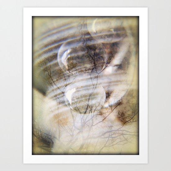 Dream Scape 12_Series Art Print