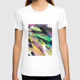 Abstract Artwork Colourful #1 T-shirt