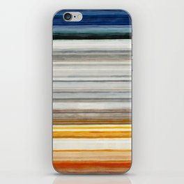 Colorbands Yellowstone iPhone Skin