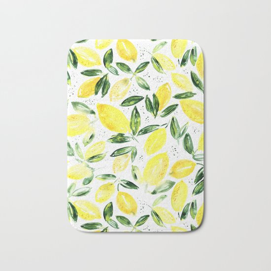 So luscious lemons || watercolor by katerinaizotova