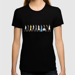 Royal Fashion March T-shirt