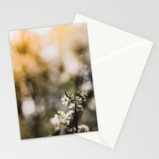Blooming, Blossom, Sunflare - Spring in my Hearth! Stationery Cards