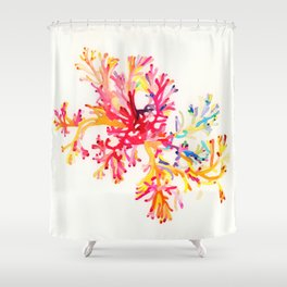 laurencia limu Shower Curtain