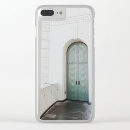 observatory Clear iPhone Case