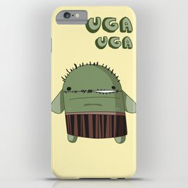 UGAH UGAH iPhone Case