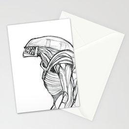 ALIEN3 SKETCH Stationery Cards