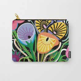 Dripping Gardens Carry-All Pouch