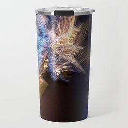 Abstract Star Of Wonder Travel Mug