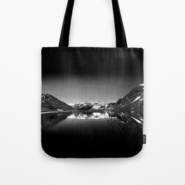 Mountain View at Norvegian Tote Bag