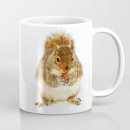 Squirrel with an Acorn Coffee Mug