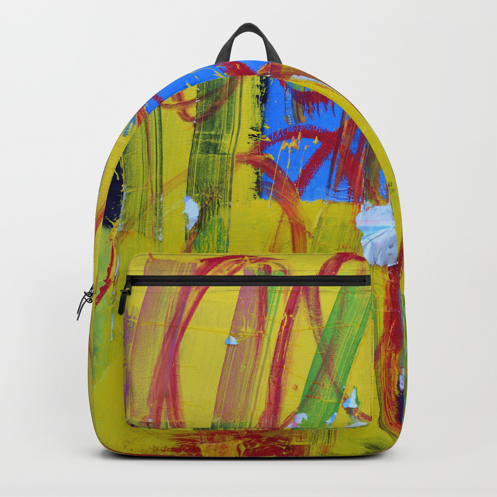 Notional Ding Dong Backpack by Benyoungpainter BKP7756079