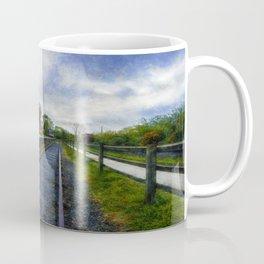 Olde Road Railway Station Coffee Mug