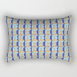 Coatl Code Rectangular Pillow