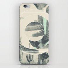 Saguaro Sun iPhone & iPod Skin