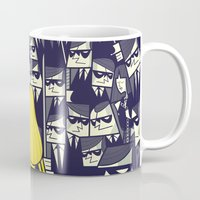 ale giorgini Mugs featuring Crazy 88 by Ale Giorgini