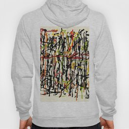 Abstract Composition 715 Hoody