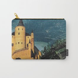 Affair Behind the Castle Carry-All Pouch