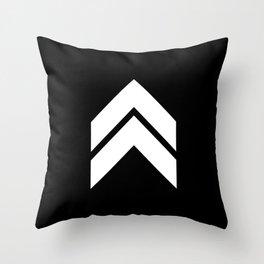 Corporal Throw Pillow
