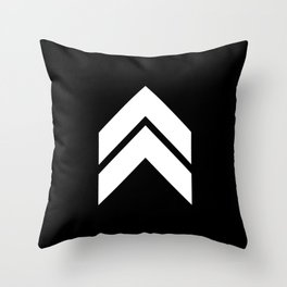 Corporal Throw Pillow