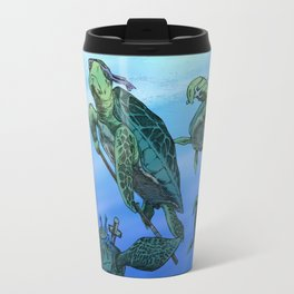 Ninja Turtles Travel Mug