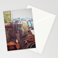 Rusted, Dirtied, Color. Stationery Cards