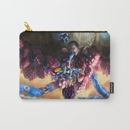 Mushberry Hill Carry-All Pouch
