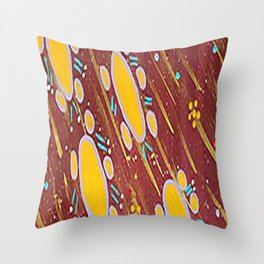 Seven Sisters Story Series Throw Pillow