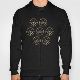 Circle Sections Hoody