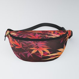 Fiery Pit of Cannabis Fanny Pack