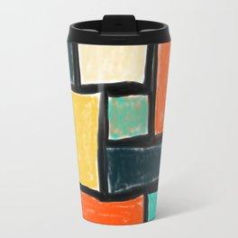 Colour Fields Travel Mug