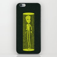 captain iPhone & iPod Skins featuring Captain by Derek Eads