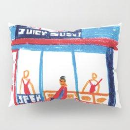 Juicy Sushi Pillow Sham