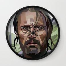 SW#76 Wall Clock