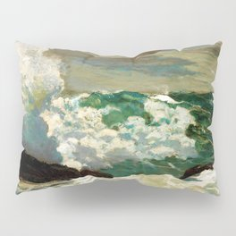 On A Lee Shore - Digital Remastered Edition Pillow Sham