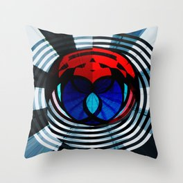 Galliani Color Burn Throw Pillow