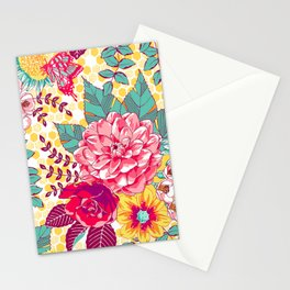 Bloomin' Beauties - Sunshine Stationery Cards