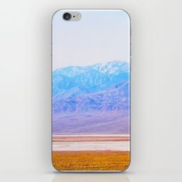 Death Valley Fade iPhone Skin