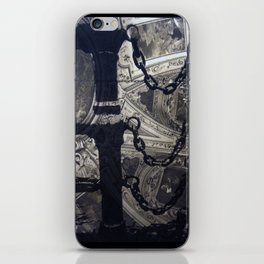 Vintage Chains iPhone Skin