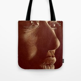 mama africa- brown Tote Bag