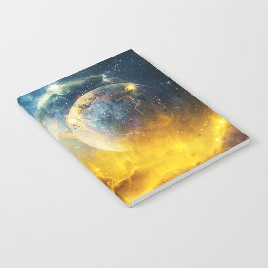 Dreaming the Stars Notebook