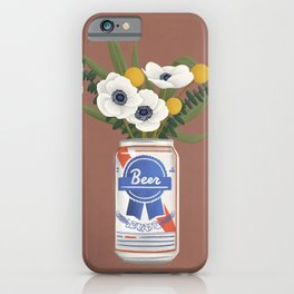 Who Needs A Vase? iPhone Case