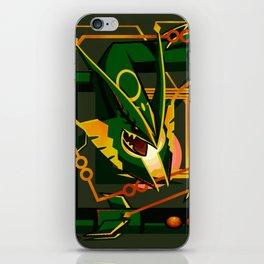 Mega Rayquaza iPhone Skin