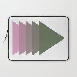 006 - Pink tree Laptop Sleeve