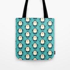 NGWINI - penguin love pattern 6 Tote Bag