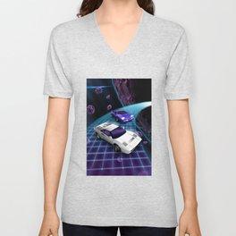 Lunar Highway Race Unisex V-Neck