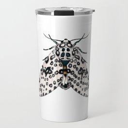 Giant Leoprd Moth Travel Mug