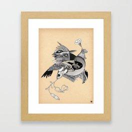 Oneness :: 6 Framed Art Print