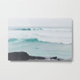 SURF'S UP 2 Metal Print